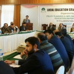 Local Education Group Meeting