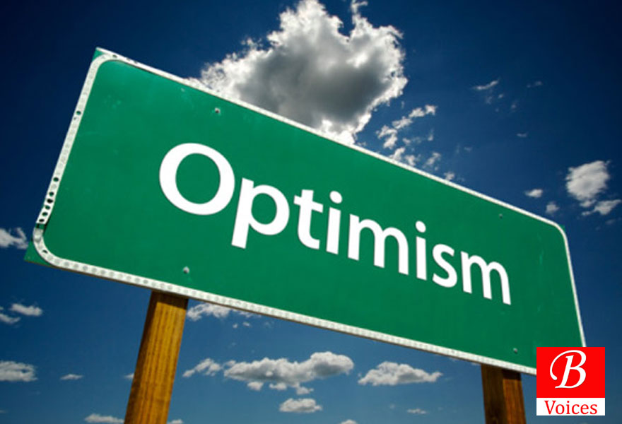 Is to related optimistic An outlook